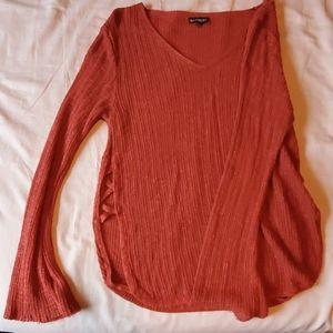 Express knit top